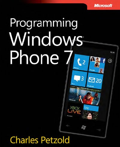 "Cover of ""Programming Windows Phone 7"""