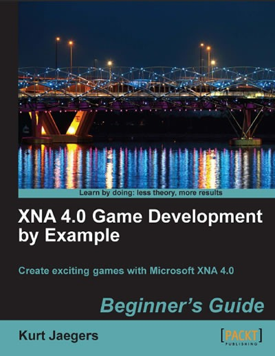"Cover of ""XNA 4.0 Game Development by Example"""