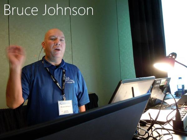 13 Bruce Johnson