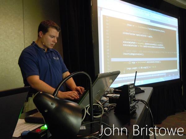 17 John Bristowe
