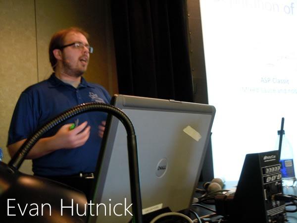 19 Evan Hutnick