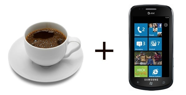 coffee plus phone