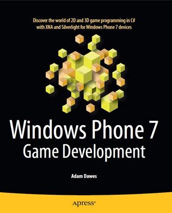 "Cover of ""Windows Phone 7 Game Development"""