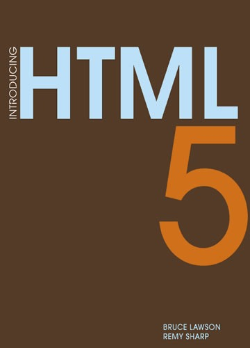 "Cover of ""Introducing HTML5"""