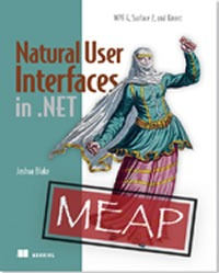 "Cover of ""Natural User Interfaces in .NET"""