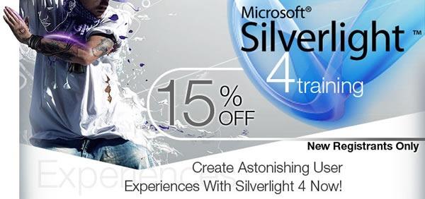 silverlight 4 training