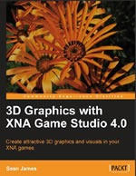 3d graphics with xna game studio 4