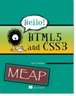 hello html5 and css3