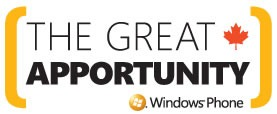 The Great Canadian Apportunity logo