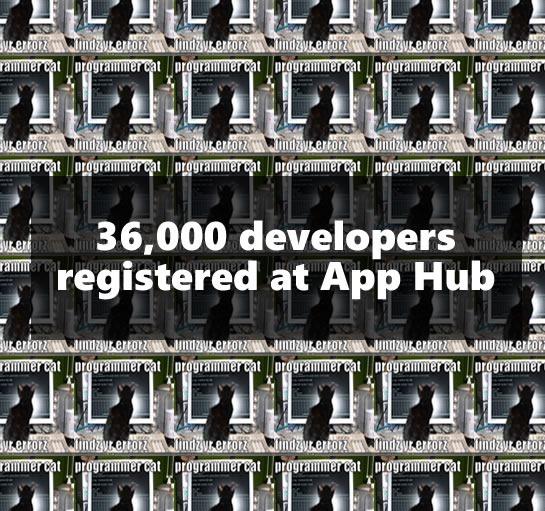 36000 app hub