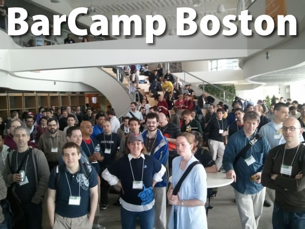 barcamp boston