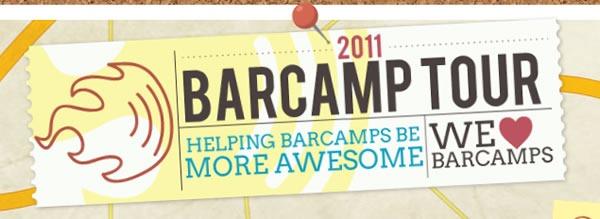barcamp tour 2011