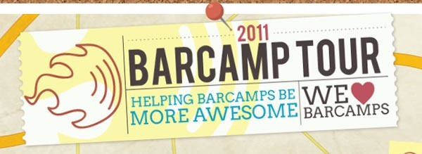 barcamp tour 2011