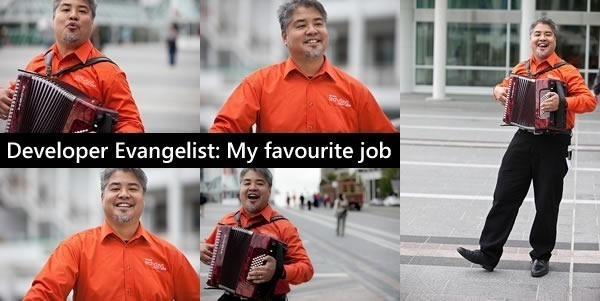 developer evangelist