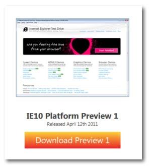 ie10 platform preview 1