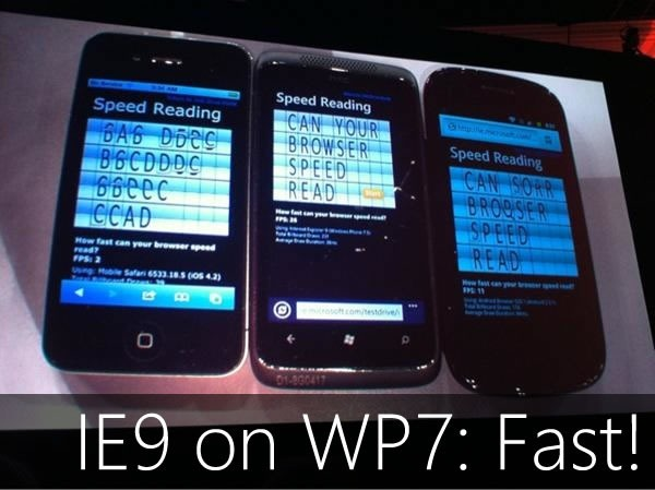 ie9 on wp7