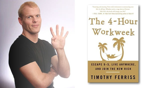 tim ferriss four hour work week