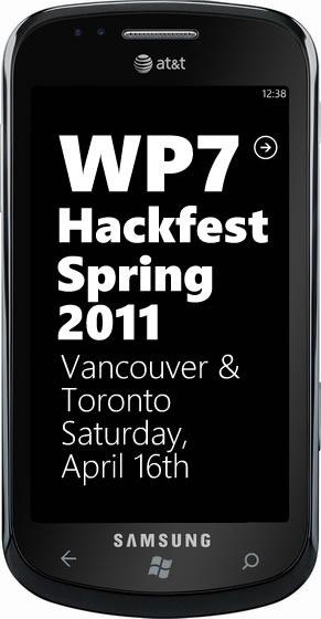 wp7 hackfest