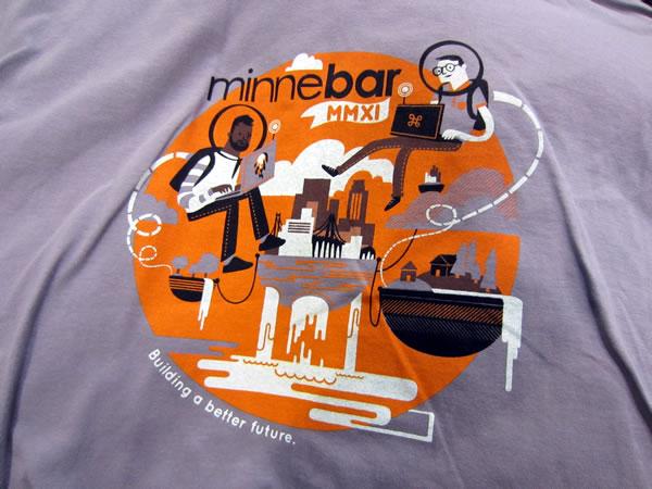04 barcamp t shirt design