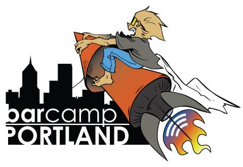 BarCamp Portland logo