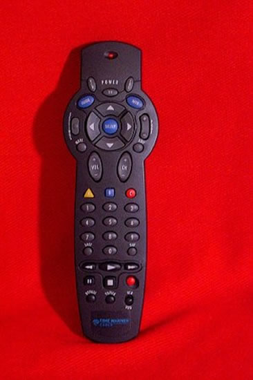 Cable tv remote