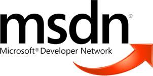 MSDN logo