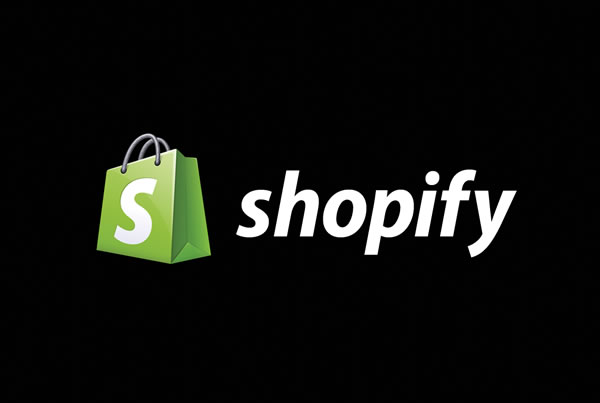 Shopify business card back