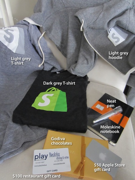 Shopify gear 2