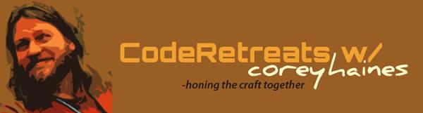 Code retreats w corey haines