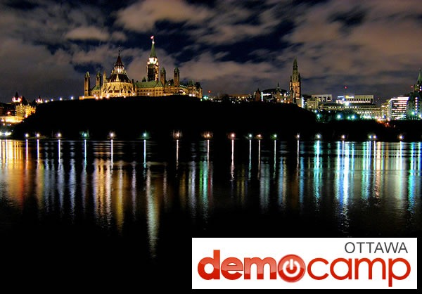democamp parliament hill