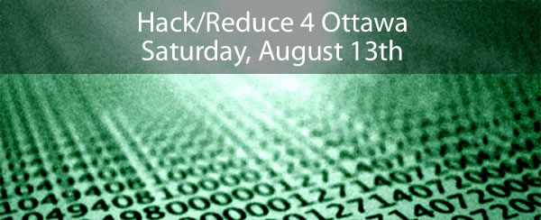 Hack reduce 4 ottawa