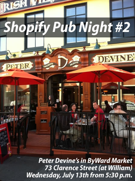 Shopify pub night 2 1