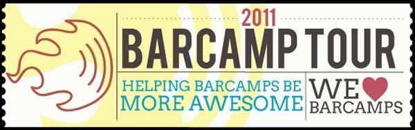 barcamp tour logo
