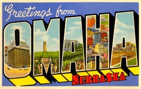 greetings from omaha nebraska