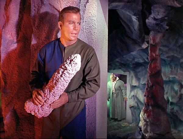 kirk with stalactite dildo