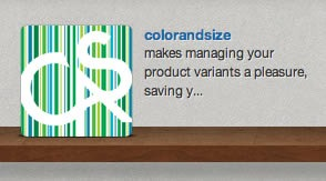 colorandsize icon on App Store shelf