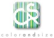 colorandsize Icon
