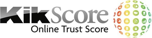 Kikscore Online Trust Score