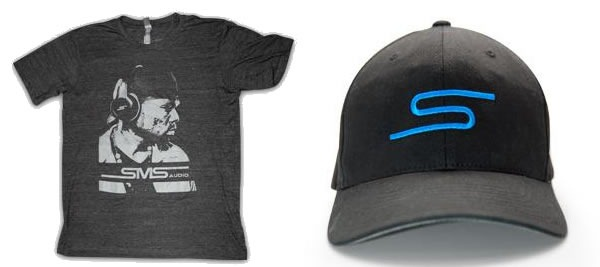 SMS By 50 T-shirt and Cap