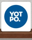 The Yotpo icon, as seen in the Shopify App Store