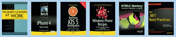 apress books