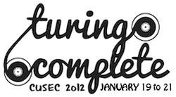 cusec turing complete