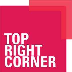 Top Right Corner logo