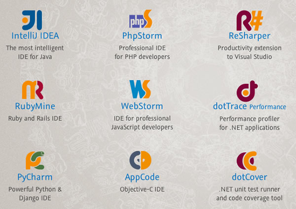 jetbrains tools