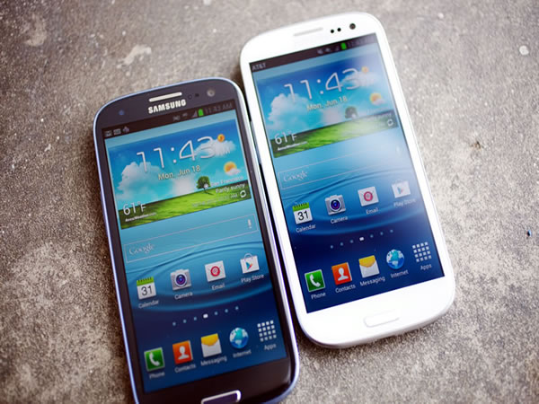 samsung galaxy s iii phones