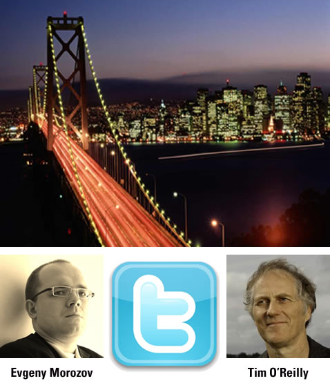 san francisco - morozov - o'reilly