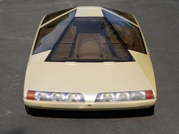 1980s concept car