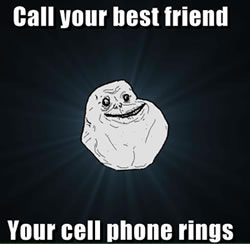 best friend forever alone