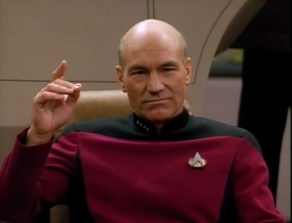 picard engage