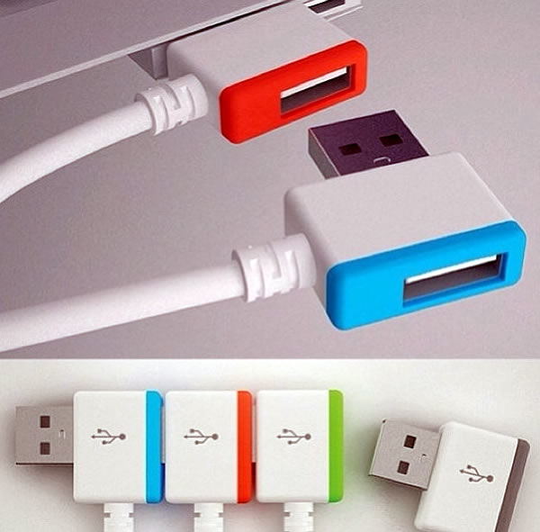 stacking usb jacks